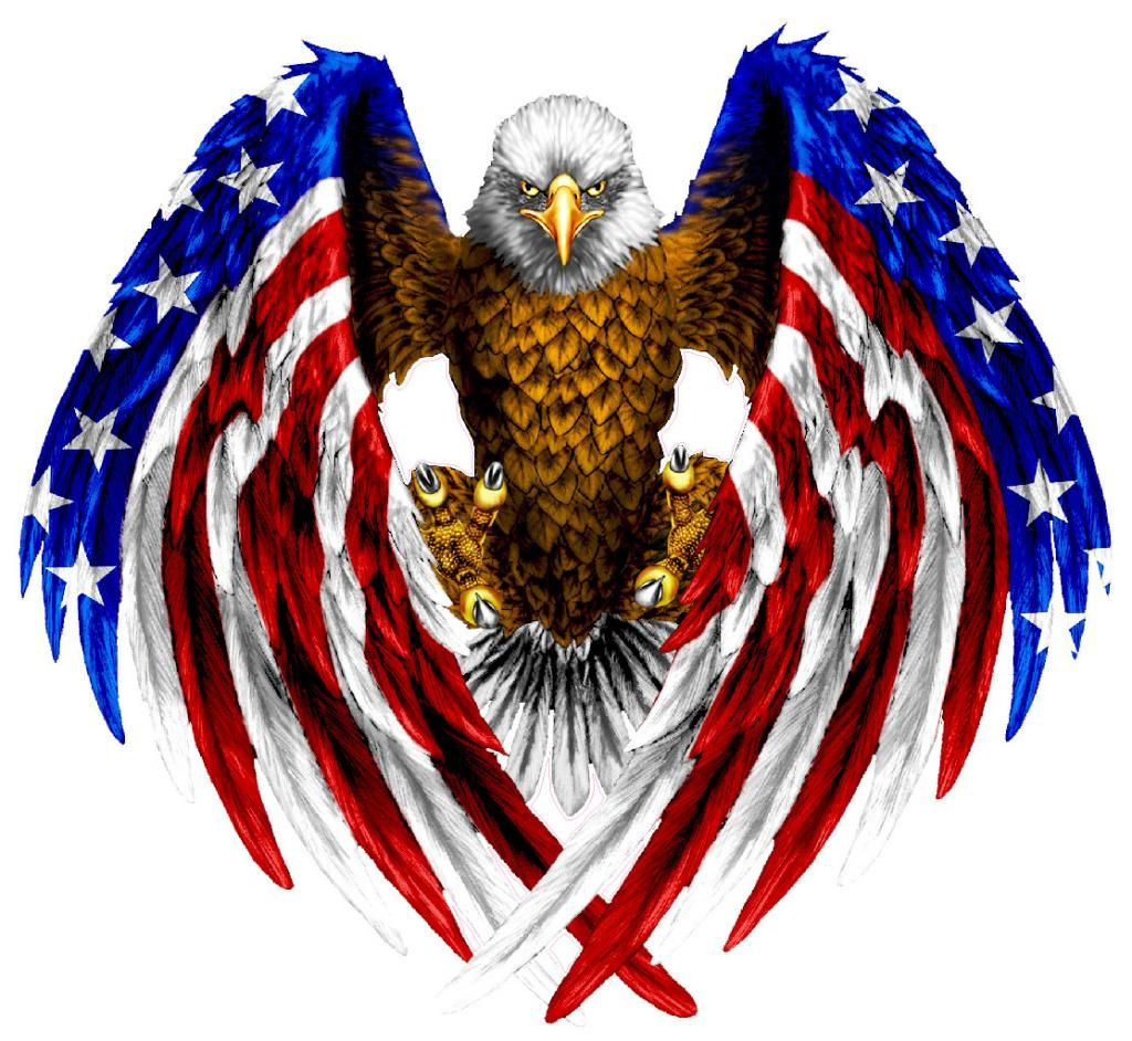 1024x942 Eagle American Flag Wings 172 Photo This Photo Was Uploaded By