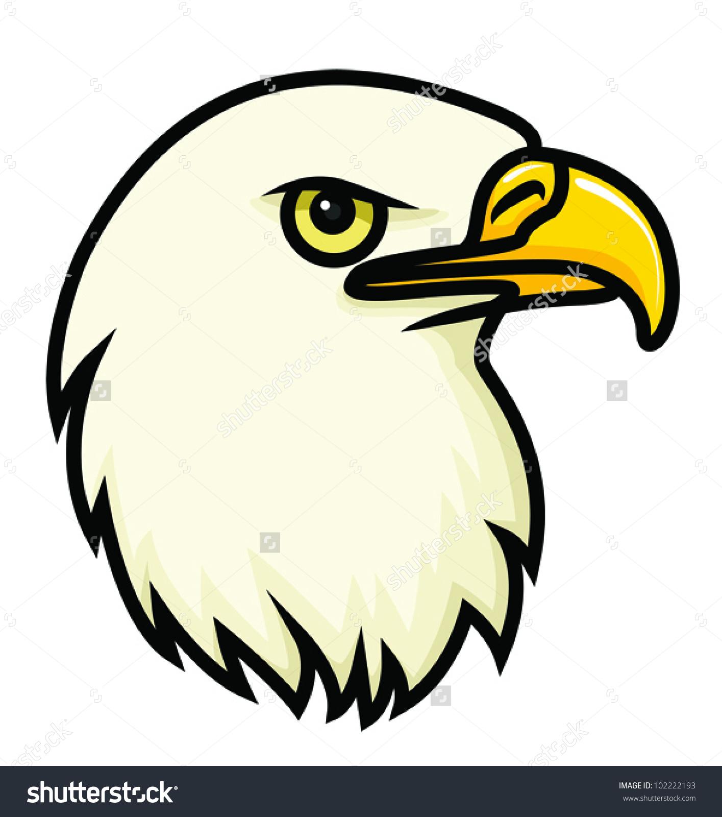 1415x1600 Eagle Cartoon Drawing