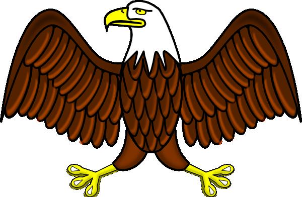 600x392 Bald Eagle Clip Art