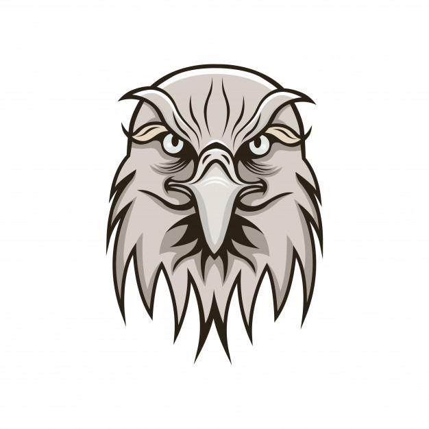 626x626 Eagle Logo Mascot Sport Design Vector Premium Download