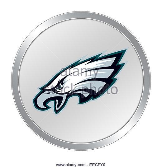 520x540 Philadelphia Eagles Logo Icon Stock Photos Amp Philadelphia Eagles