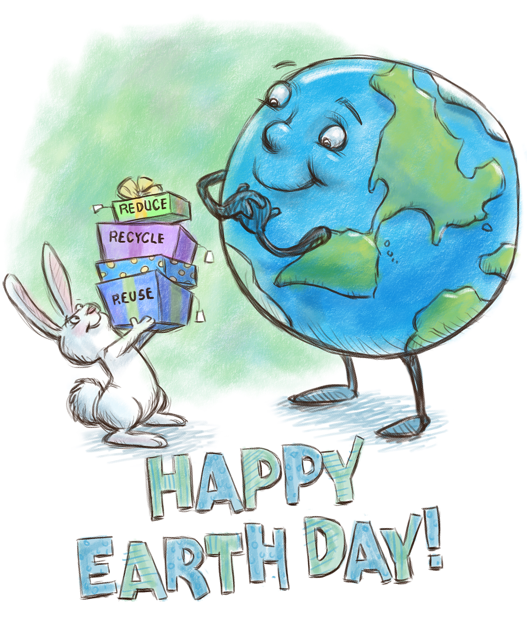 Earth Day Drawing at GetDrawings.com | Free for personal use Earth ...