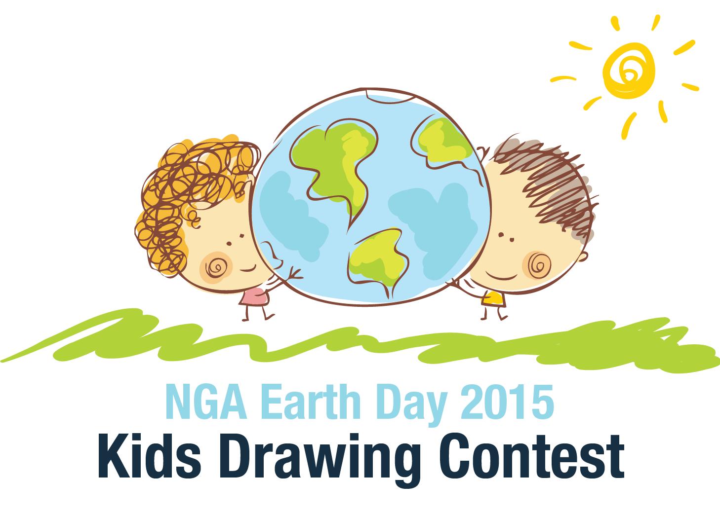 1458x1042 Nga Earth Day 2015 Kids Drawing Contest