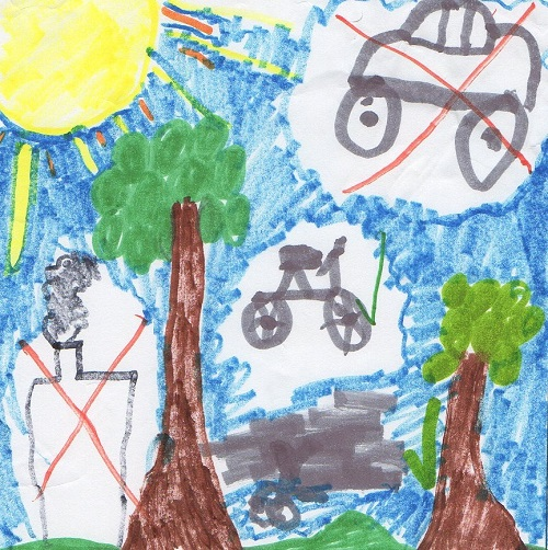 500x502 Earth Day Drawing Contest