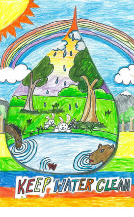 earth day drawing images at getdrawingscom free for