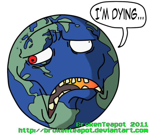 600x540 Late Obligatory Earth Day Pic By Brokenteapot