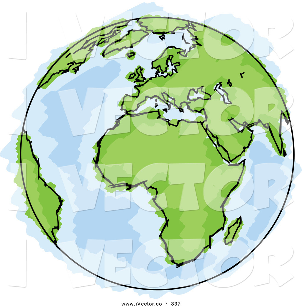 Earth Planet Drawing at GetDrawings.com | Free for personal use ...