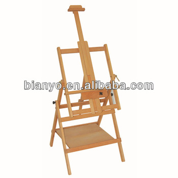 350x350 Hotselling Wooden Folding Easel Stand Drawing Stand