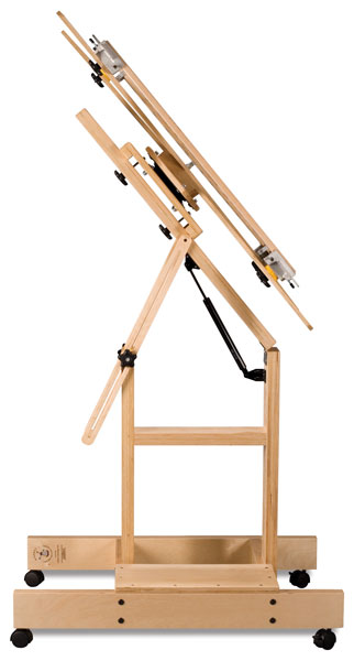 322x600 Comfortable Easel You Can Sit