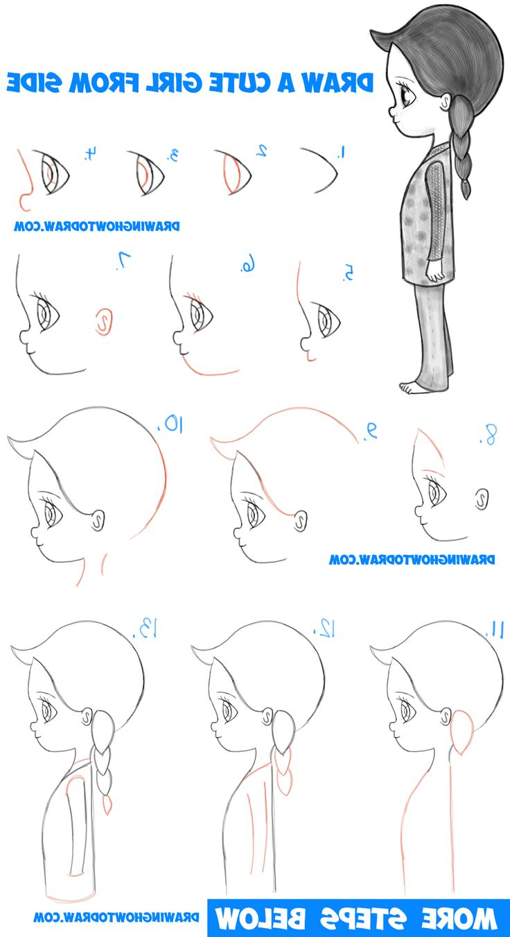 736x1351 Easiest Way To Draw Anime Easiest Way For Preteens To Draw Anime