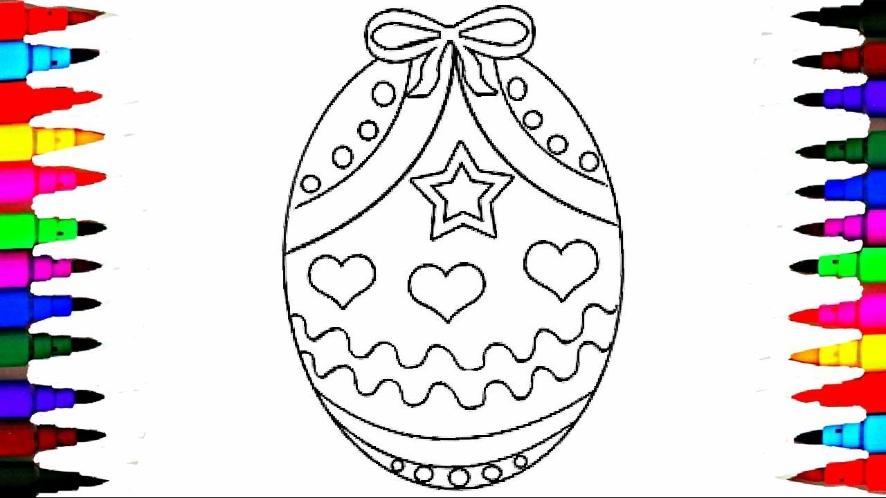 1280x720 Coloring Pages Easter Egg Surprise Coloring Book Videos