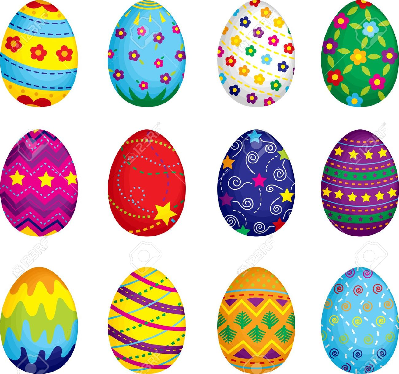 Easter Egg Drawing To Colour at GetDrawingscom Free for personal