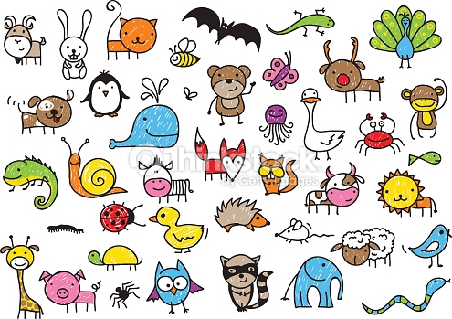 495x349 Photos Animal Drawing For Kids,