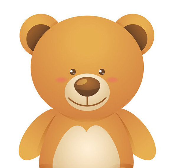easy bear face drawing at getdrawings com free for personal use