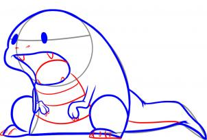 Easy Dinosaur Drawing At Getdrawings Com Free For Personal Use