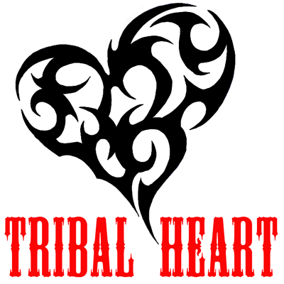 400x400 How To Draw A Tribal Heart Tattoo Design In Easy Steps Tutorial