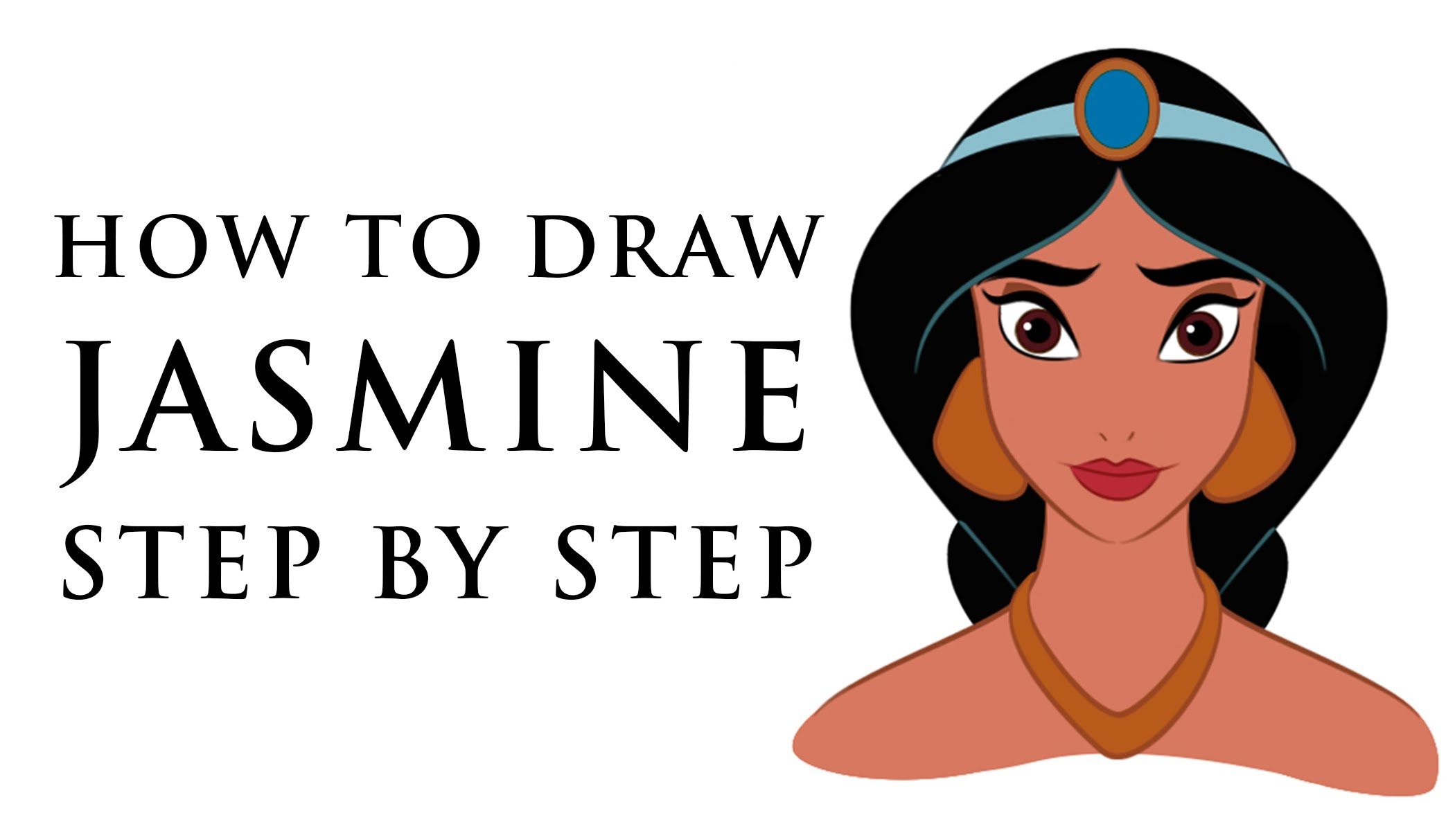2100x1213 How To Draw Disney Princess Characters For Beginners