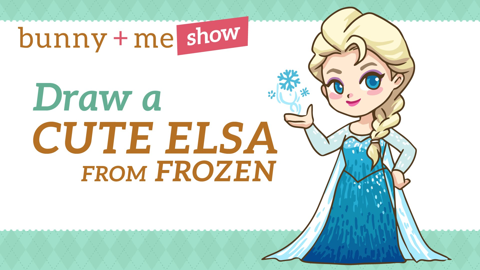1920x1080 How To Draw Elsa