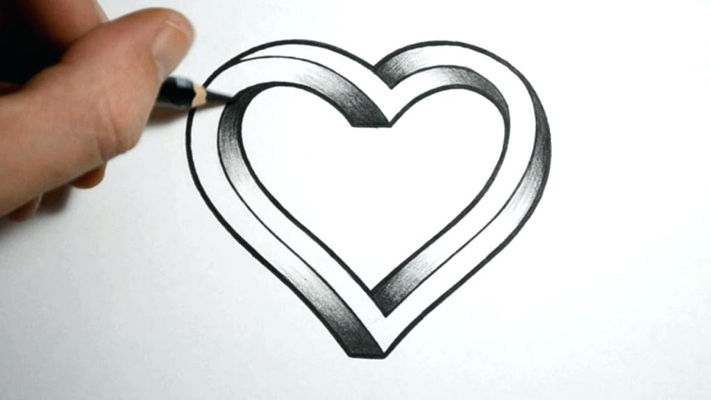 1024x576 how to draw a heart draw heart shape in google †docclub