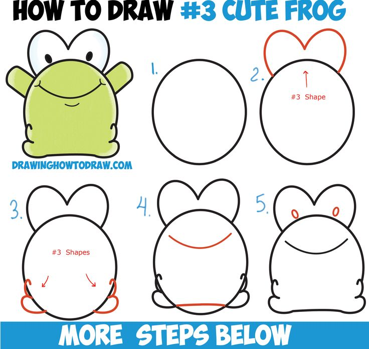 Easy Drawing Pictures For Kids Step By Step At Getdrawings Com