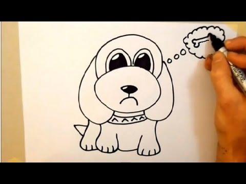 480x360 Draw A Cartoon Dog In 2 Minutes