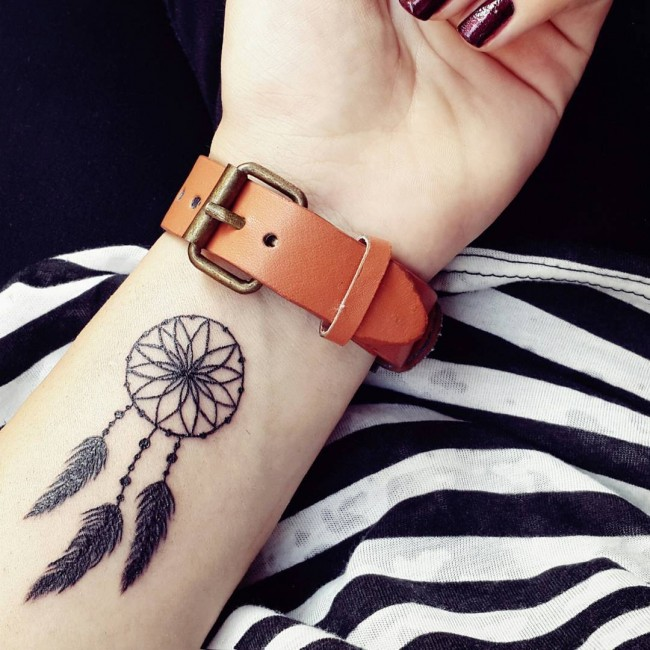 650x650 90 Best Small Wrist Tattoos