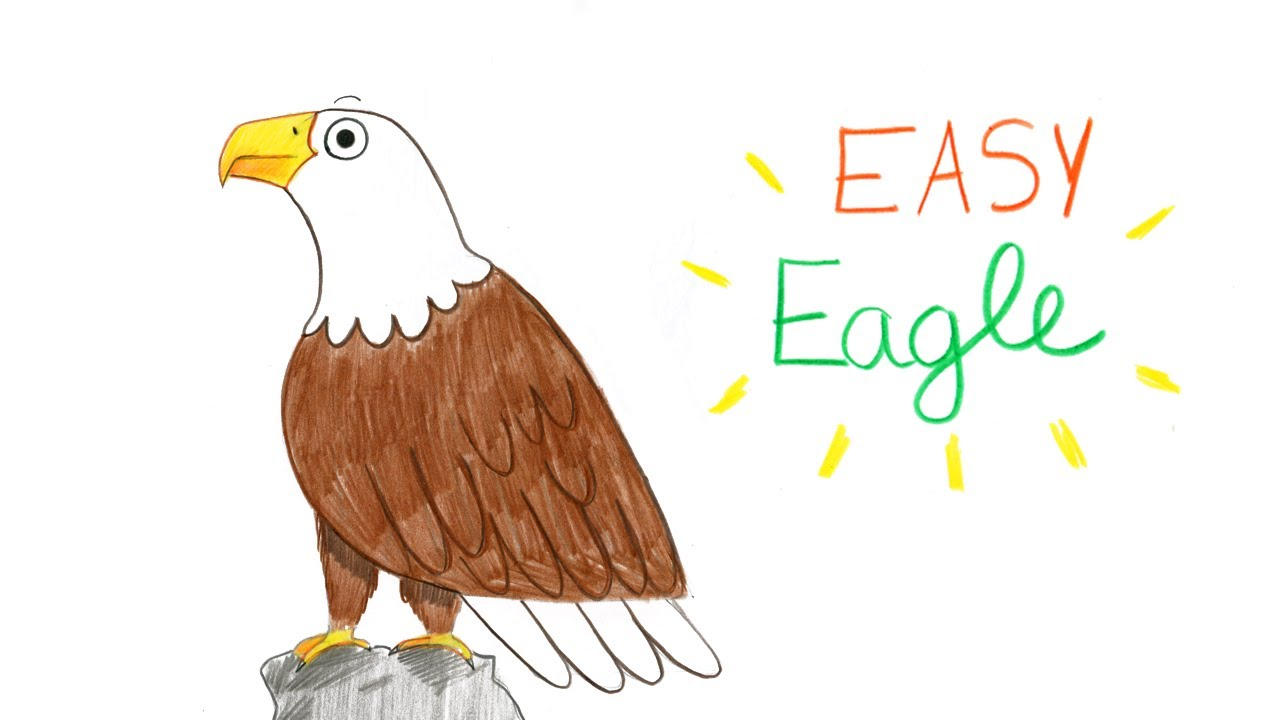 Awesome Eagle Drawing Easy Ideas - Electrical System Block Diagram ...