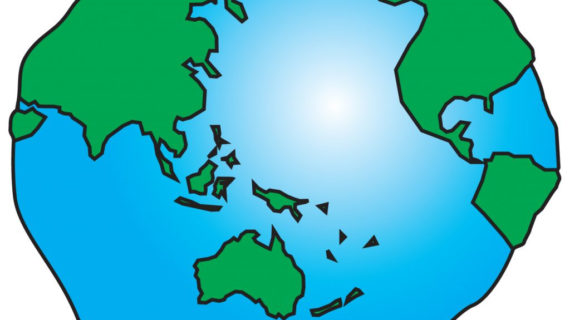 570x320 Simple Drawing Of Earth Simple Earth Drawing The Earth's True