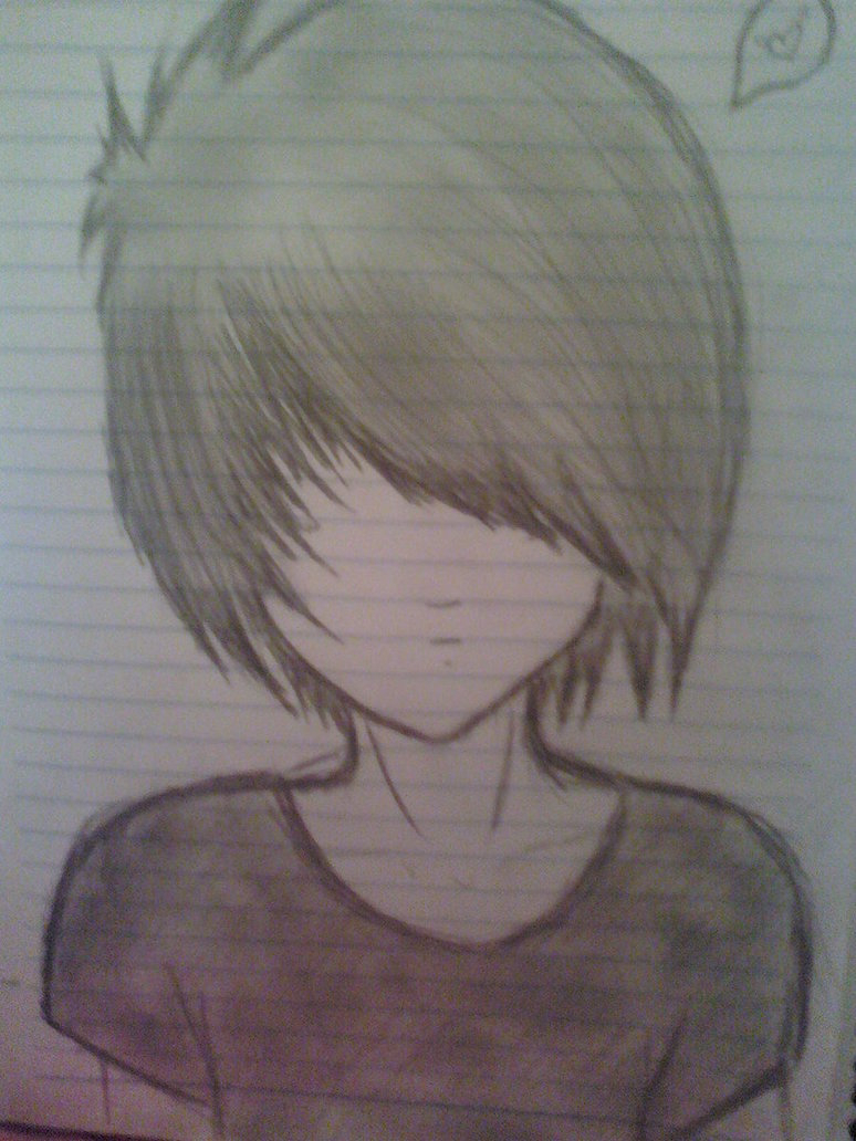 774x1032 Easy Emo Anime Drawings Gallery Emo Boy Drawing,