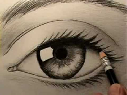 480x360 How To Draw A Realistic Eye