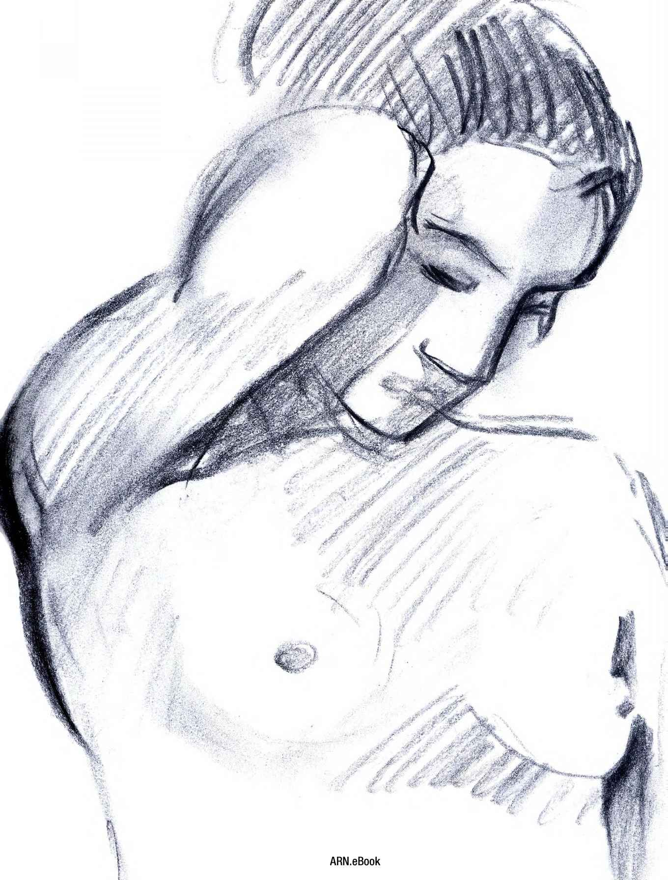 1360x1792 Drawing Constructing The Body