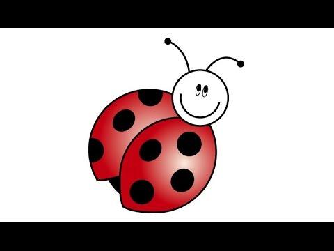 480x360 How To Draw A Ladybug In Adobe Illustrator
