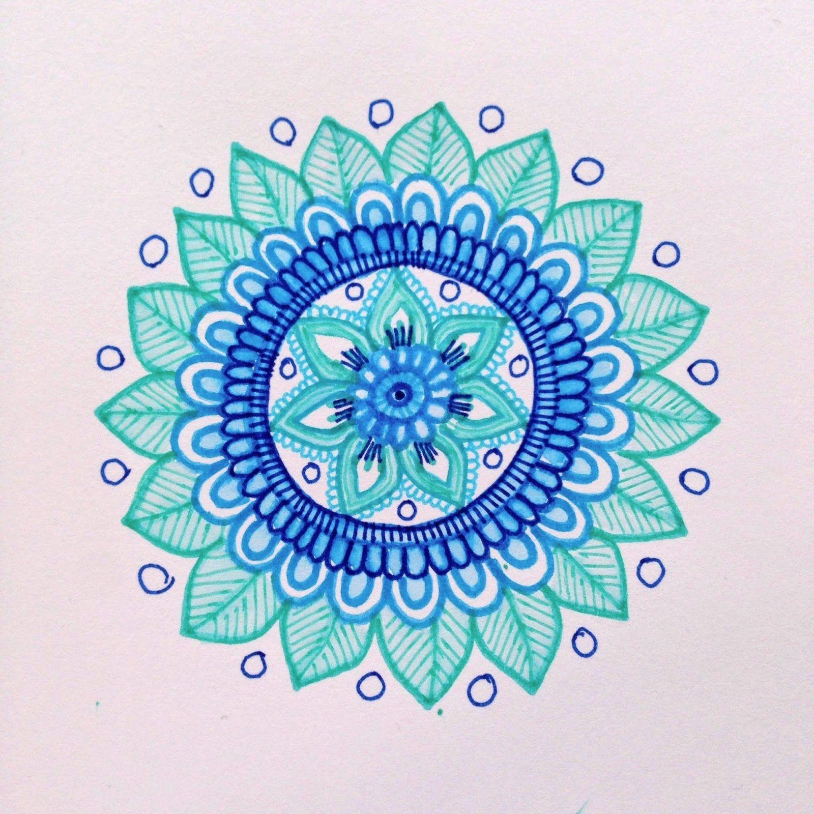 1600x1600 Mehndi Inspired Mandala