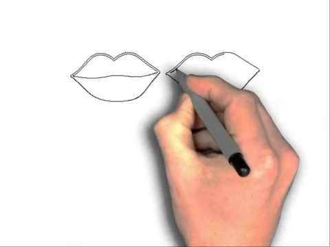 Easy Mouth Drawing At Getdrawings Com Free For Personal Use Easy