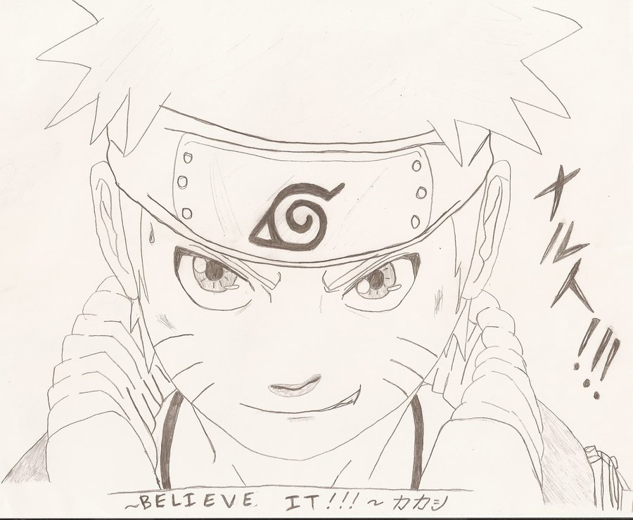 900x740 Naruto Drawing Pictures ~ Drawing Pictures