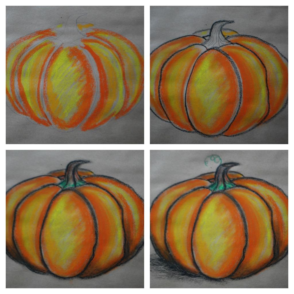 Easy Pumpkin Drawing at GetDrawings  Free download