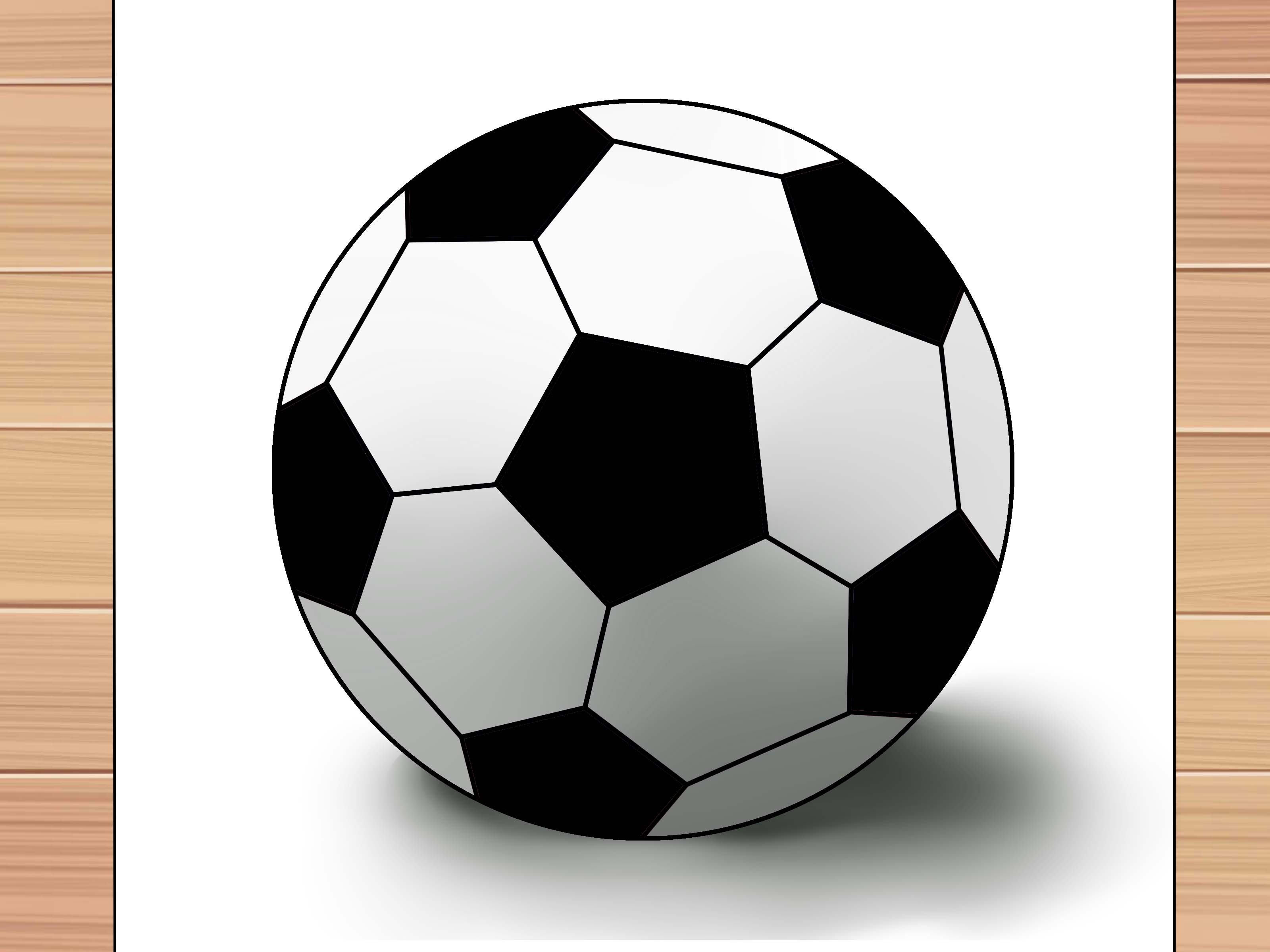 3200x2400 Easy Soccer Ball Drawing 3 Ways To Draw A Soccer Ball