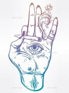Easy Trippy Drawing At Getdrawings Free Download