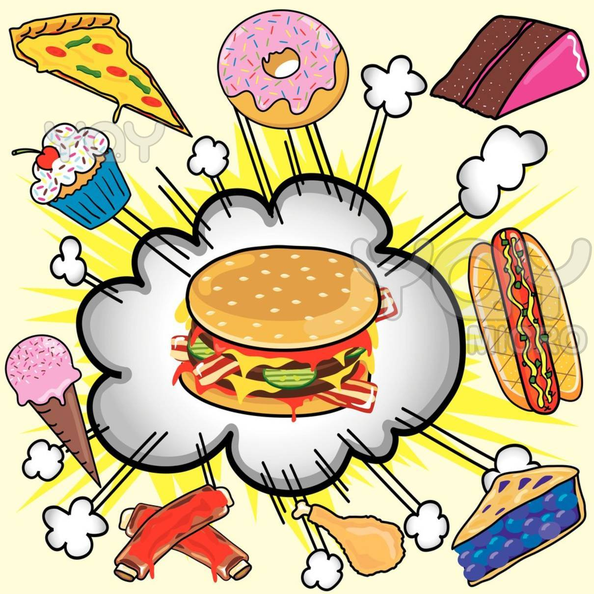1210x1210 Junk Food Explosion 648959 Genetic Literacy Project