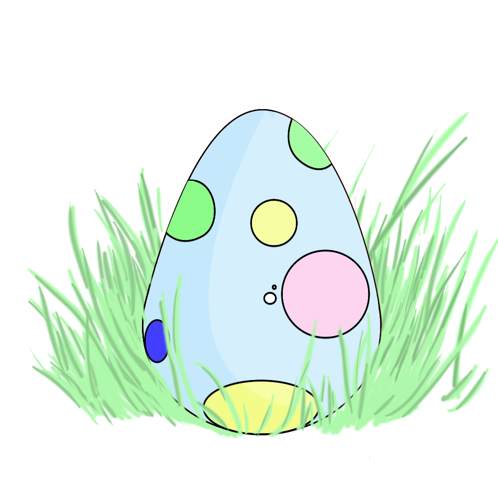 1000x1000 How To Draw Easter Eggs