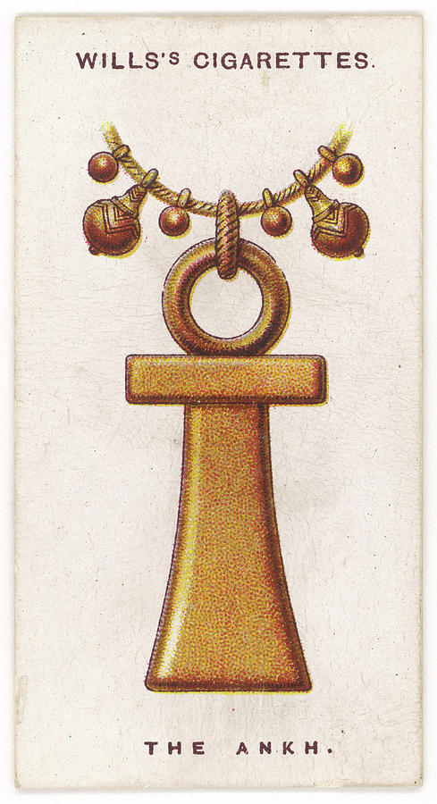489x900 Egyptian Ankh Talisman (Also Known Drawing By Mary Evans Picture