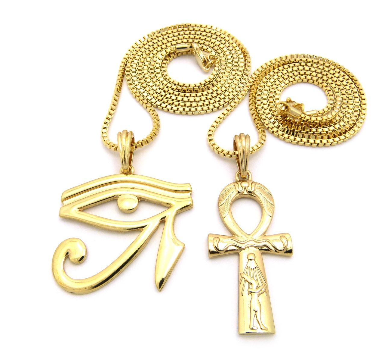 Egyptian ankh drawing at getdrawings free for personal use 1280x1205 eye of ra ankh cross small micro pendant chain necklace gold aloadofball Image collections