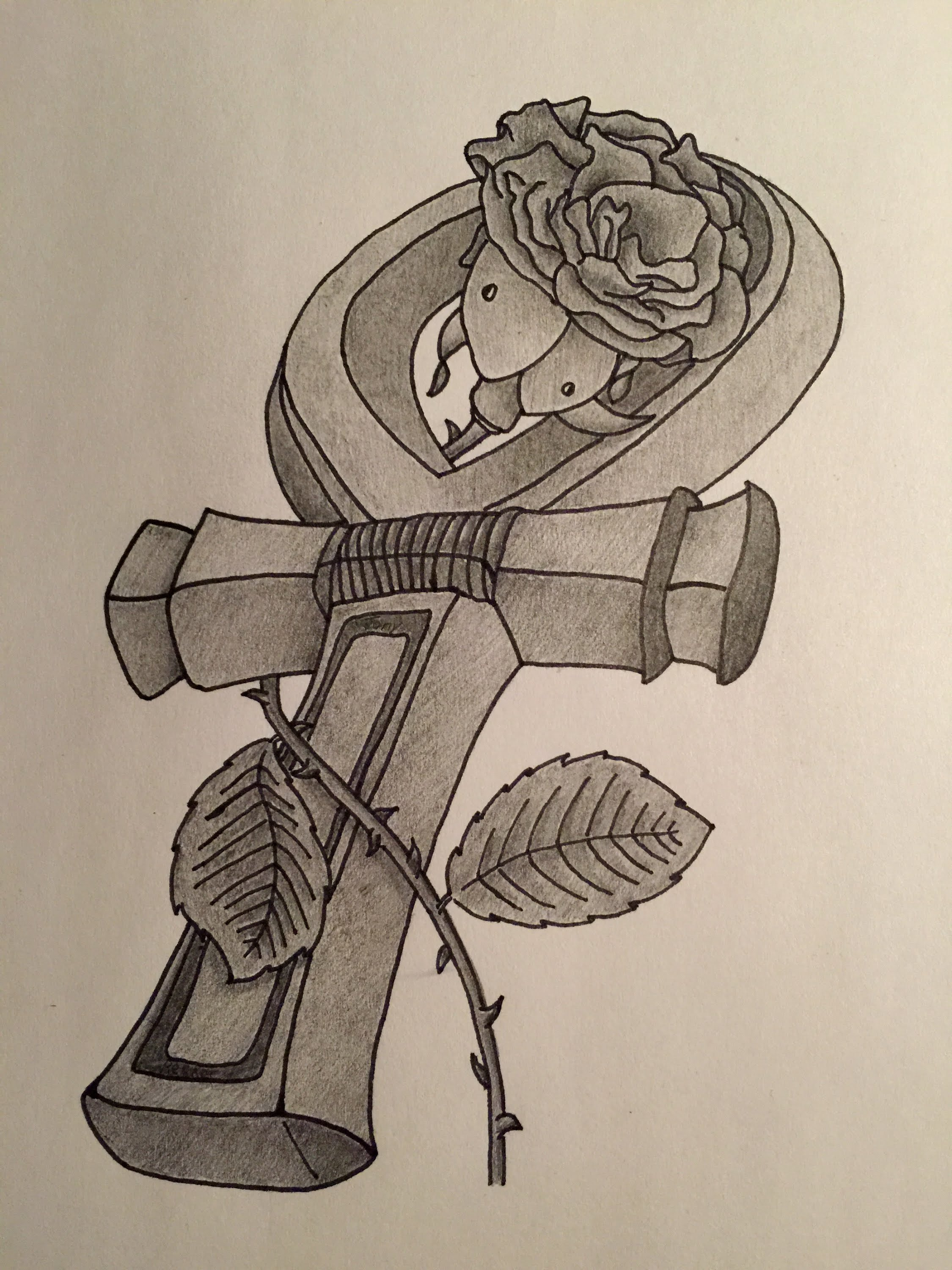 Egyptian Ankh Drawing At Getdrawings