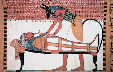 367x234 Ancient Egyptian Mummy Making Process Facts And Details
