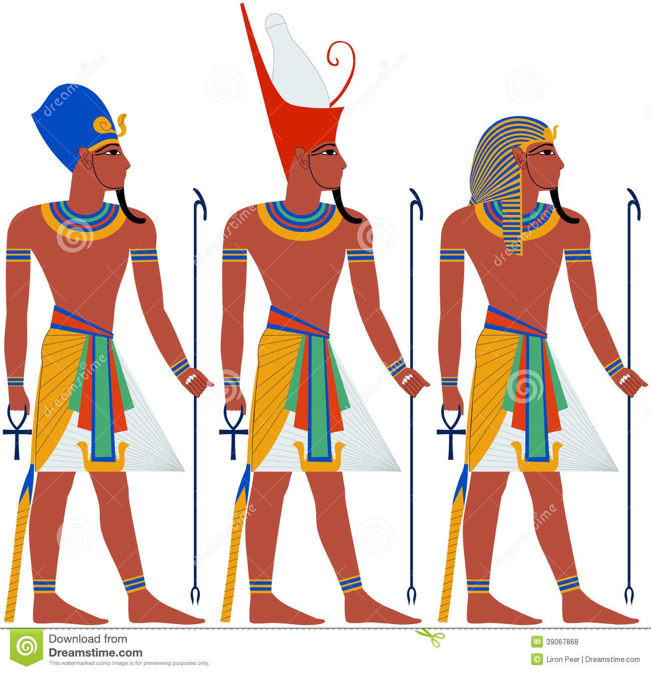 1300x1343 Pharaoh Egyptian God Drawings