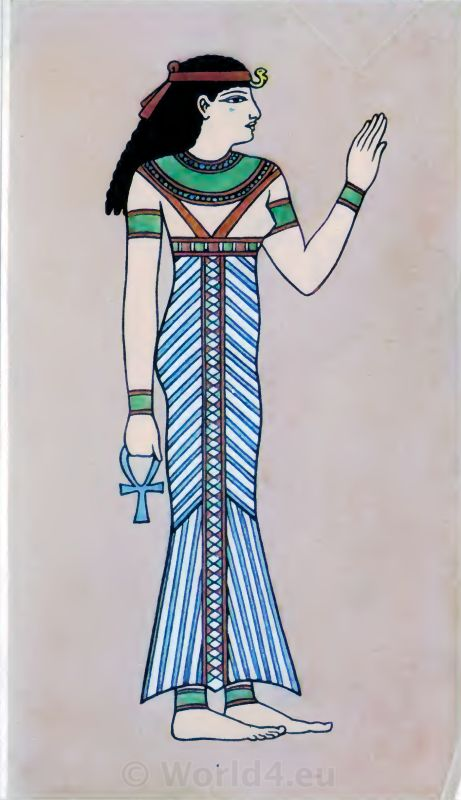 Egyptian Queen Drawing at GetDrawings.com | Free for personal use ...