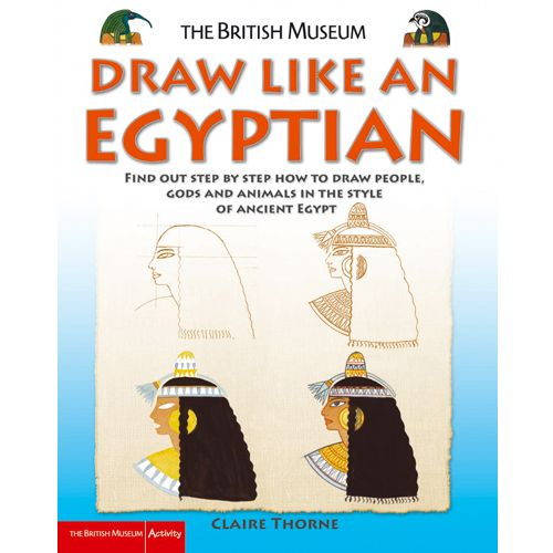 500x500 Draw Like An Egyptian Egyptian And Books