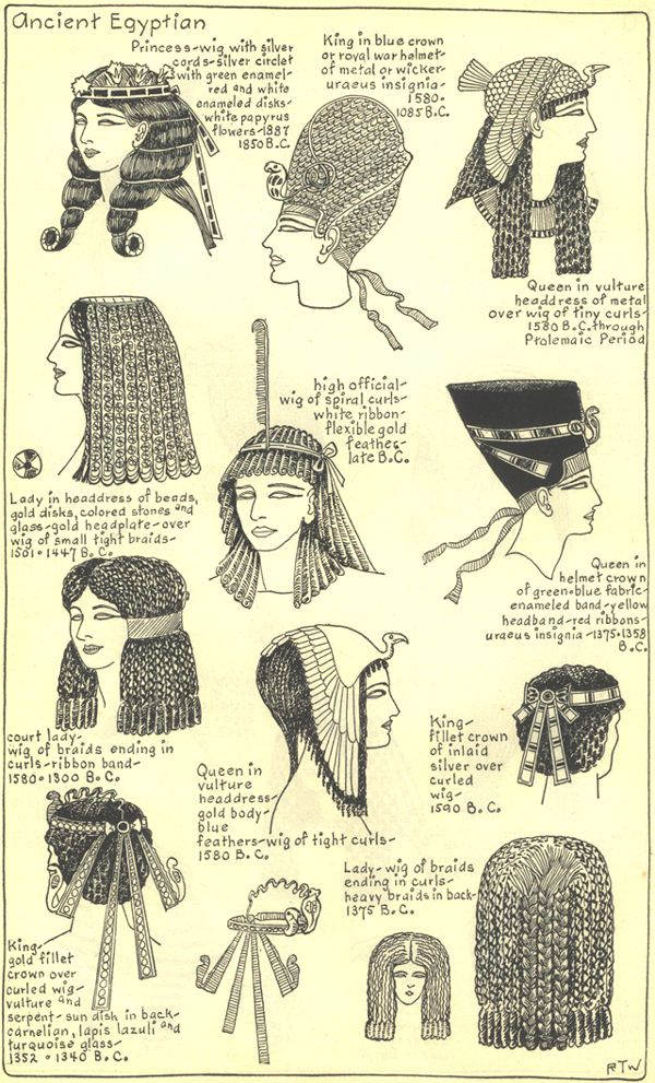 600x991 Theretroinc On Etsy Egyptian Hairstyles, Egyptian And Ancient Egypt