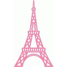236x236 Eiffel Tower Silhouette