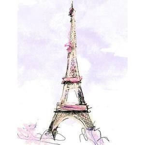 300x300 Eiffel Tower Drawing Tumblr